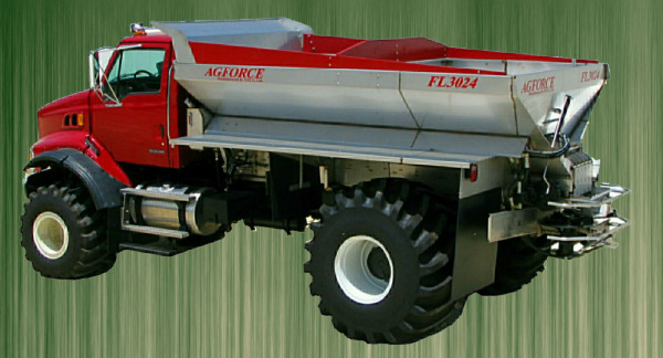 Two Bin Spreader (Duo-Force)