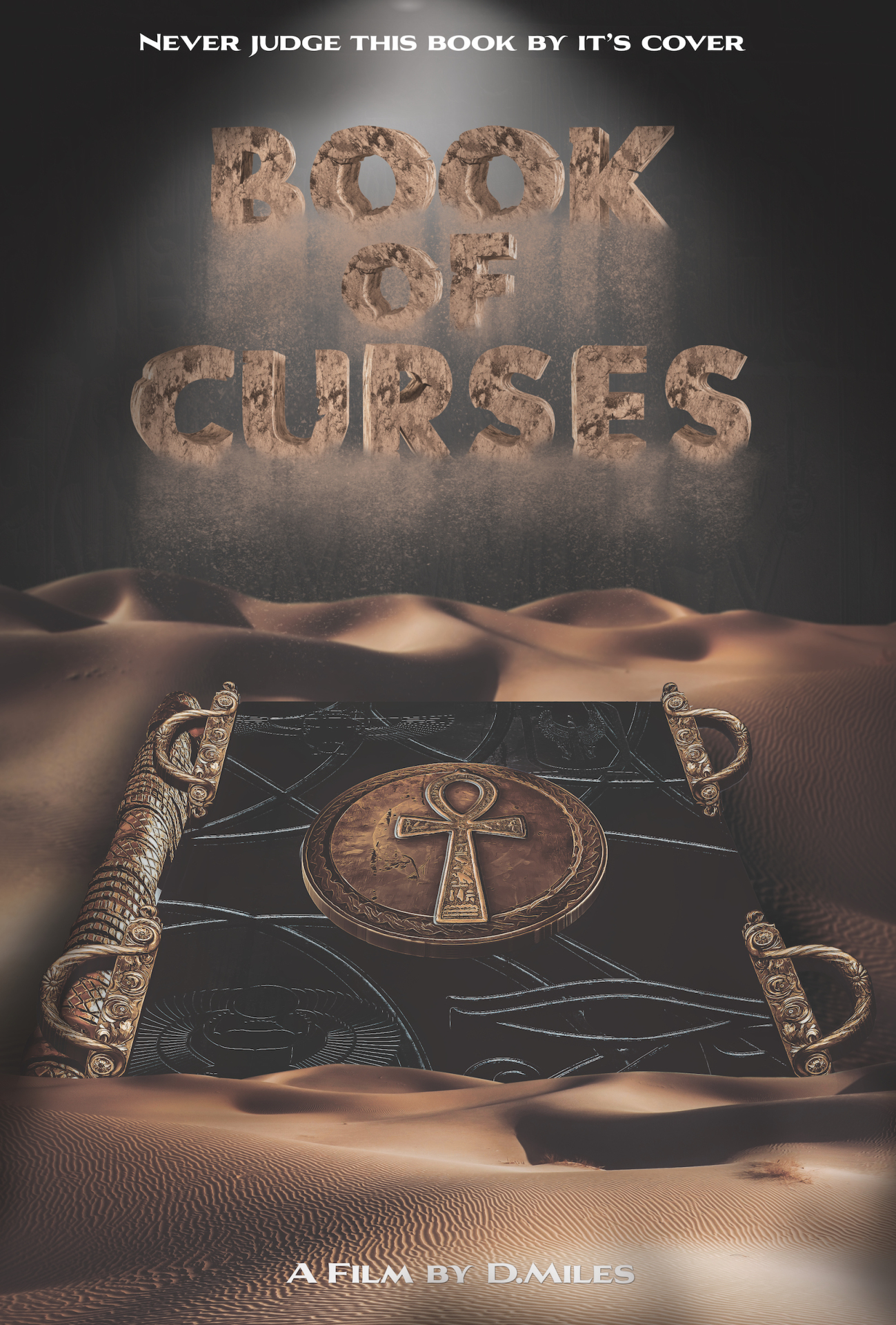 Book of Curses is an Horror/Thriller from Miles Vision Films.