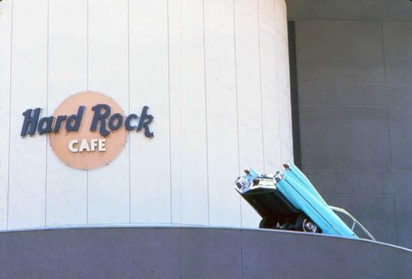 Hard Rock Cafe - Los Angeles 1982
