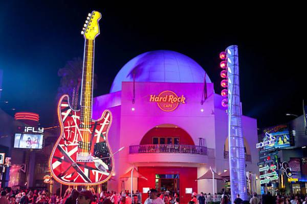 Hard Rock Cafe - Hollywood 1996
