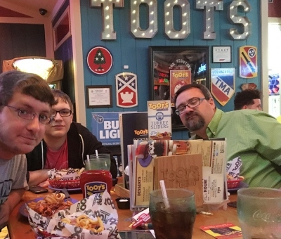 College and Young Adult at Toots