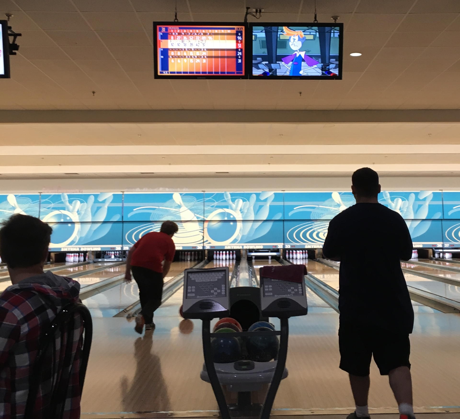 College and Young Adult Bowling 2017