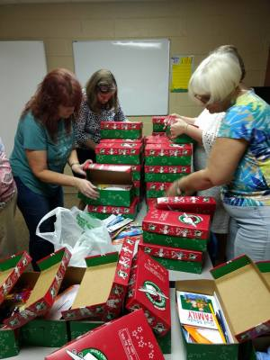 Operation Christmas (in August) Child 2017
