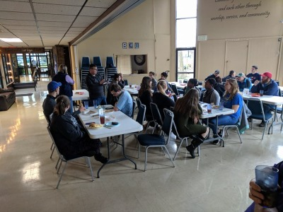 Feed the BCM February 2018