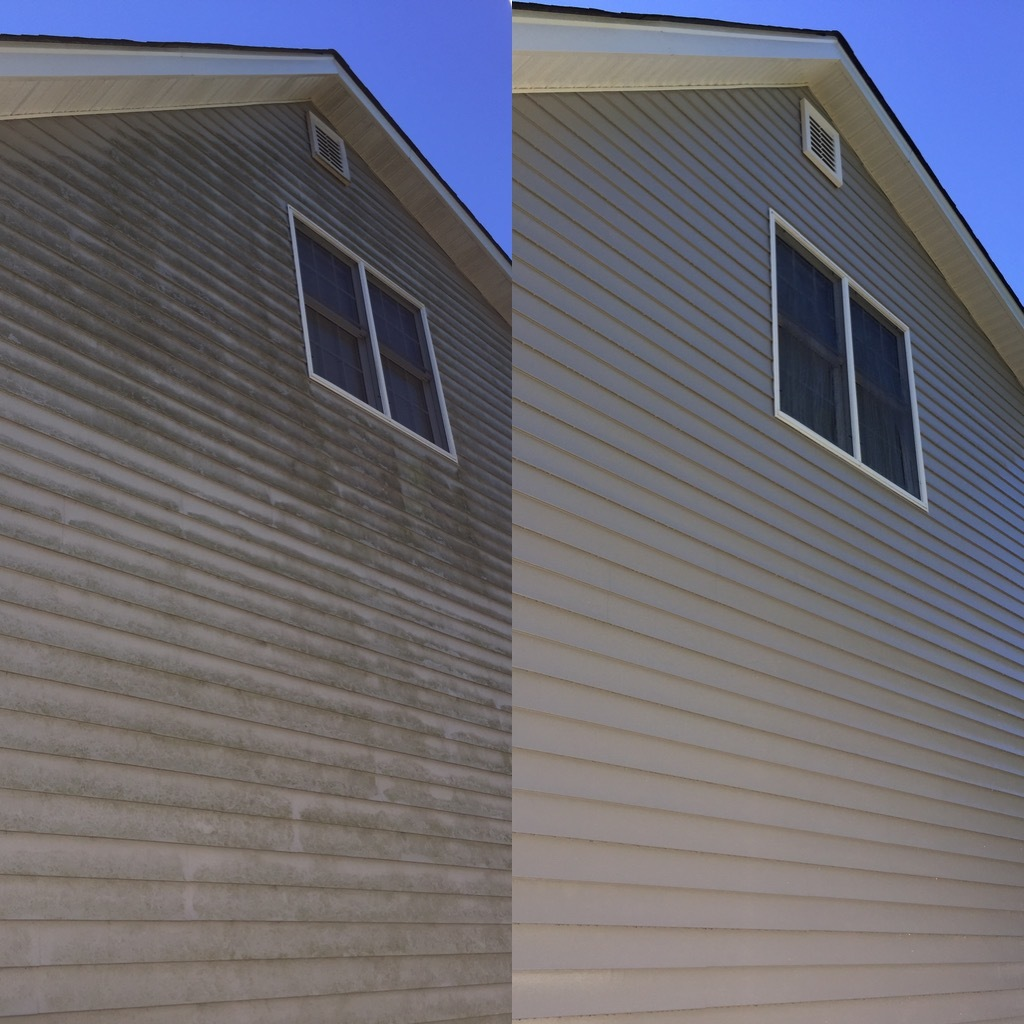 House & Exterior Soft Wash
