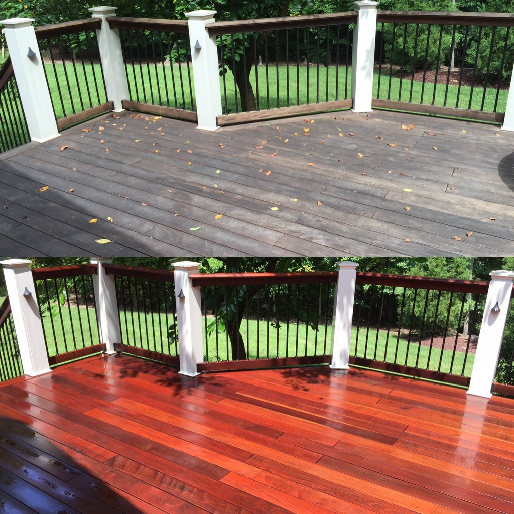 Wood Restortion