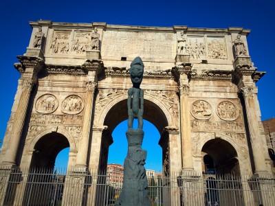Rzym część II - Adamo!