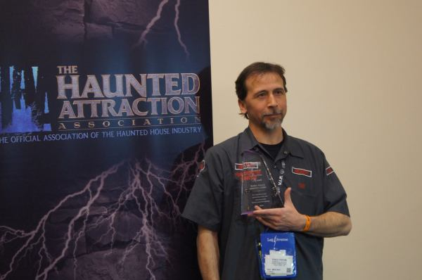 Honors within the Haunt Industry
