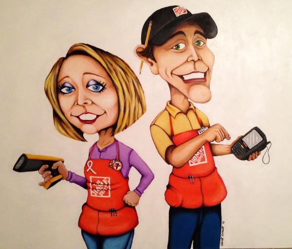 Home Depot Associates