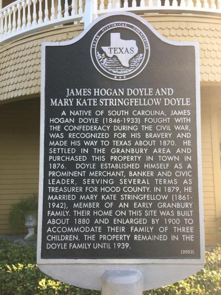Registered Historical Site!