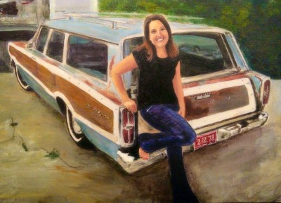 Susan and the Station Wagon