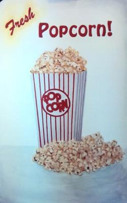 Fresh Popcorn!