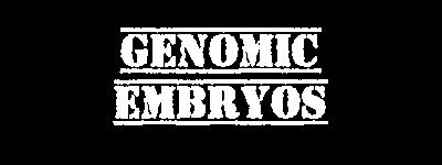Genomic Dairy Embryos