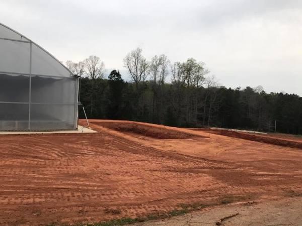 Goldfish farm expansion in Atlanta Georgia