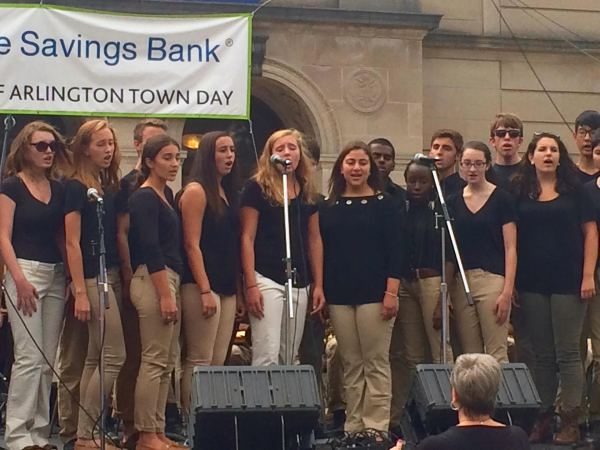 AHS Madrigal Singers