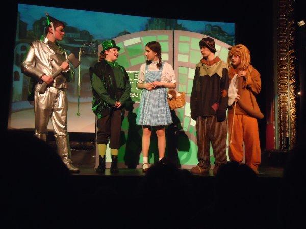 Wizard of Oz - 7th Grade