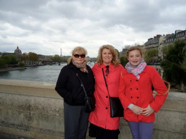 Paris - 8th grade