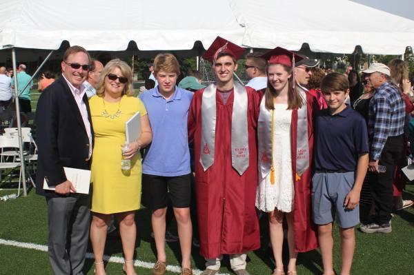 AHS Graduation 2016