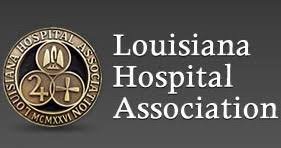 Louisiana Hospital Association introduces Gian to its members.