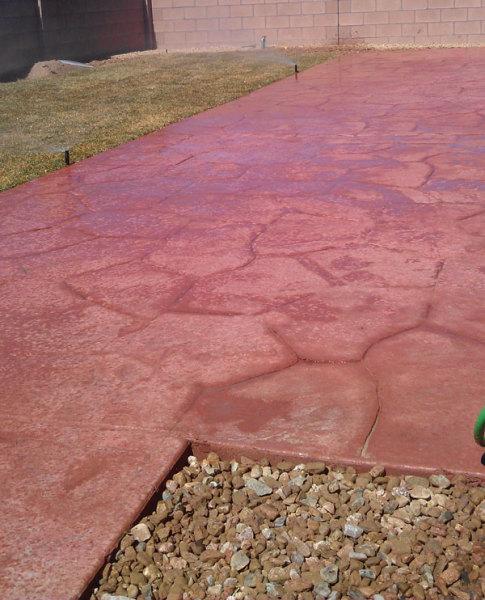 Sandstone work & Landscape