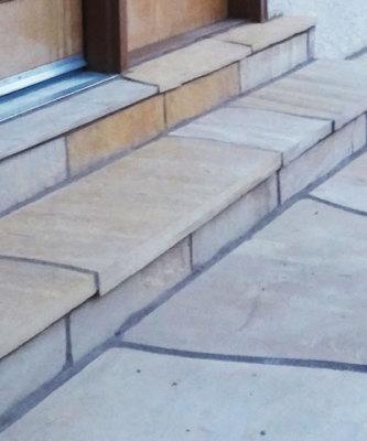Walkways and Sandstone