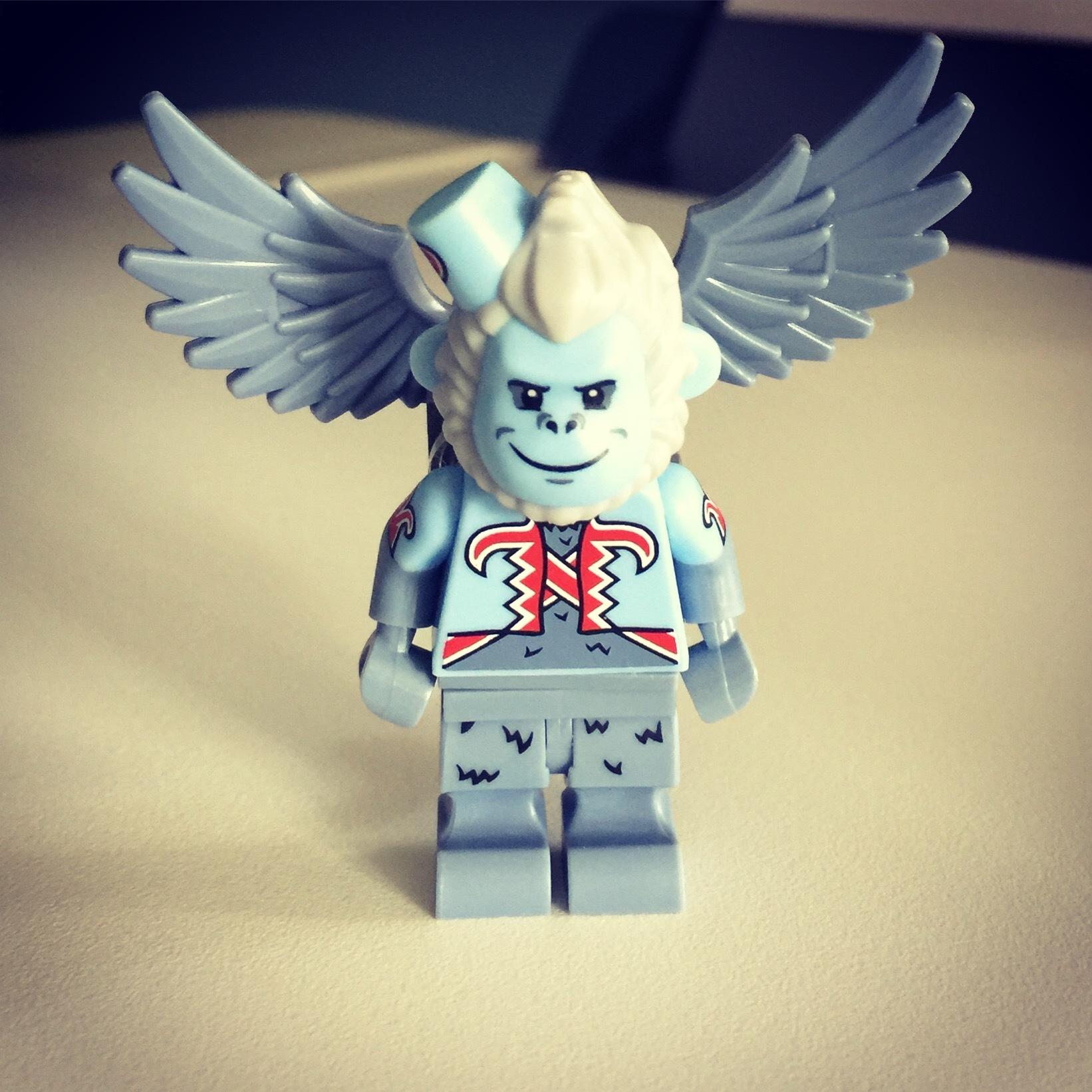 Flying Monkey Lego