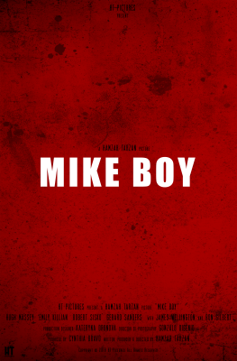 Mike Boy | Movie Poster