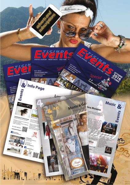 Rivista Events Ticino TMN
