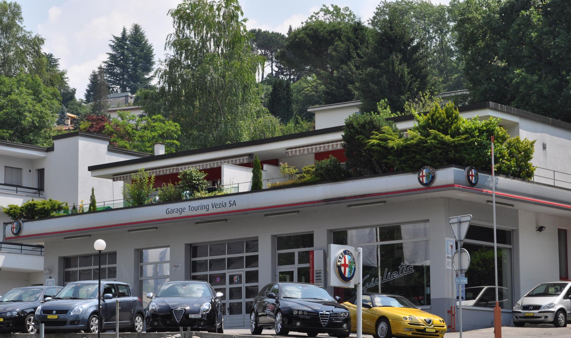 Alfa Romeo Lugano