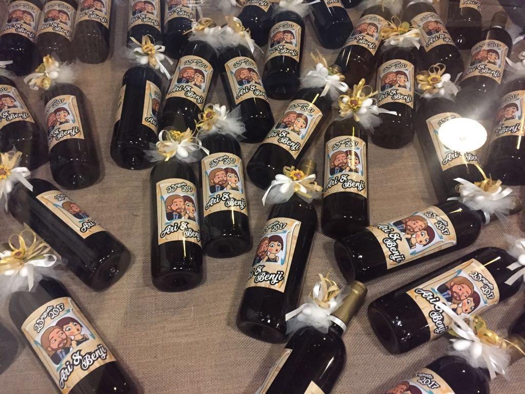 Etichette Bottiglie Vino & Transport