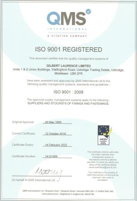 QMS ISO 9001-2008 Approved