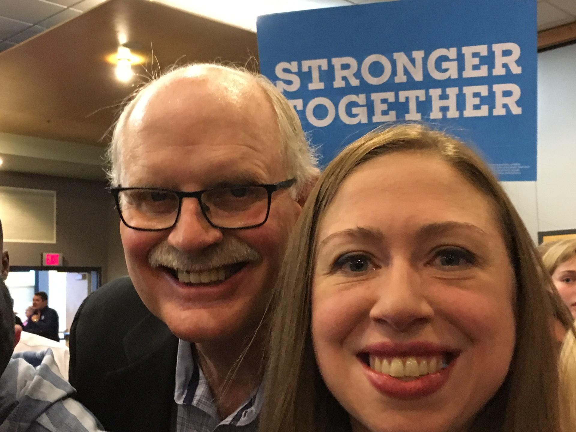 The Clintons and Me – Part III