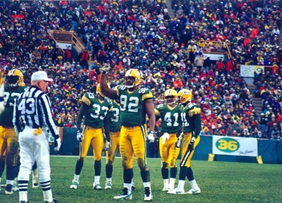 Reggie White's Birthday