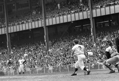 Roger Maris Meets His Moment