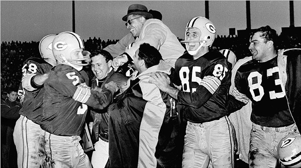 Lombardi's First Championship