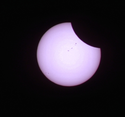 Carbondale Eclipse: The Video