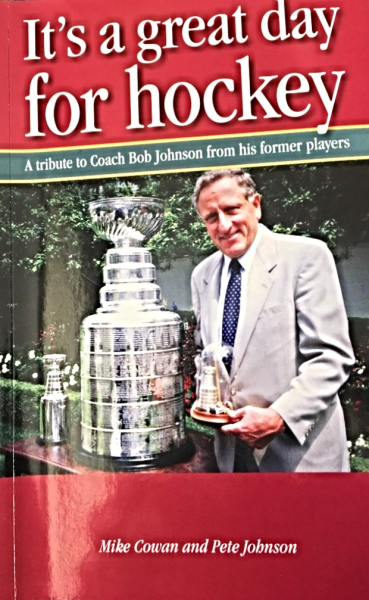 It's a Great Day to Read a Great Book About Hockey