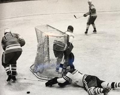 Hockey Night in Green Bay: Soviets vs. the Bobcats