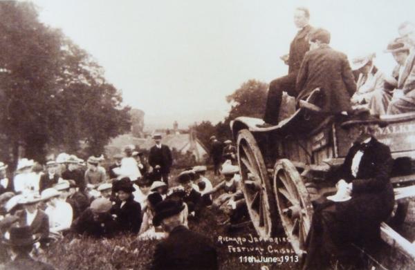 Jefferies festival 1913