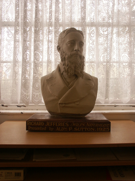 Copy of Salisbury bust