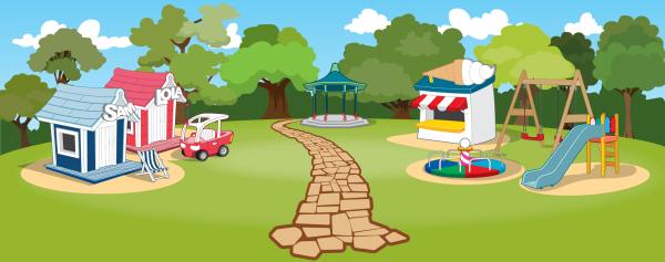 Theme Park Design Graphics