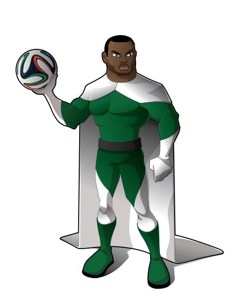 Nigerian Goalkeeper
