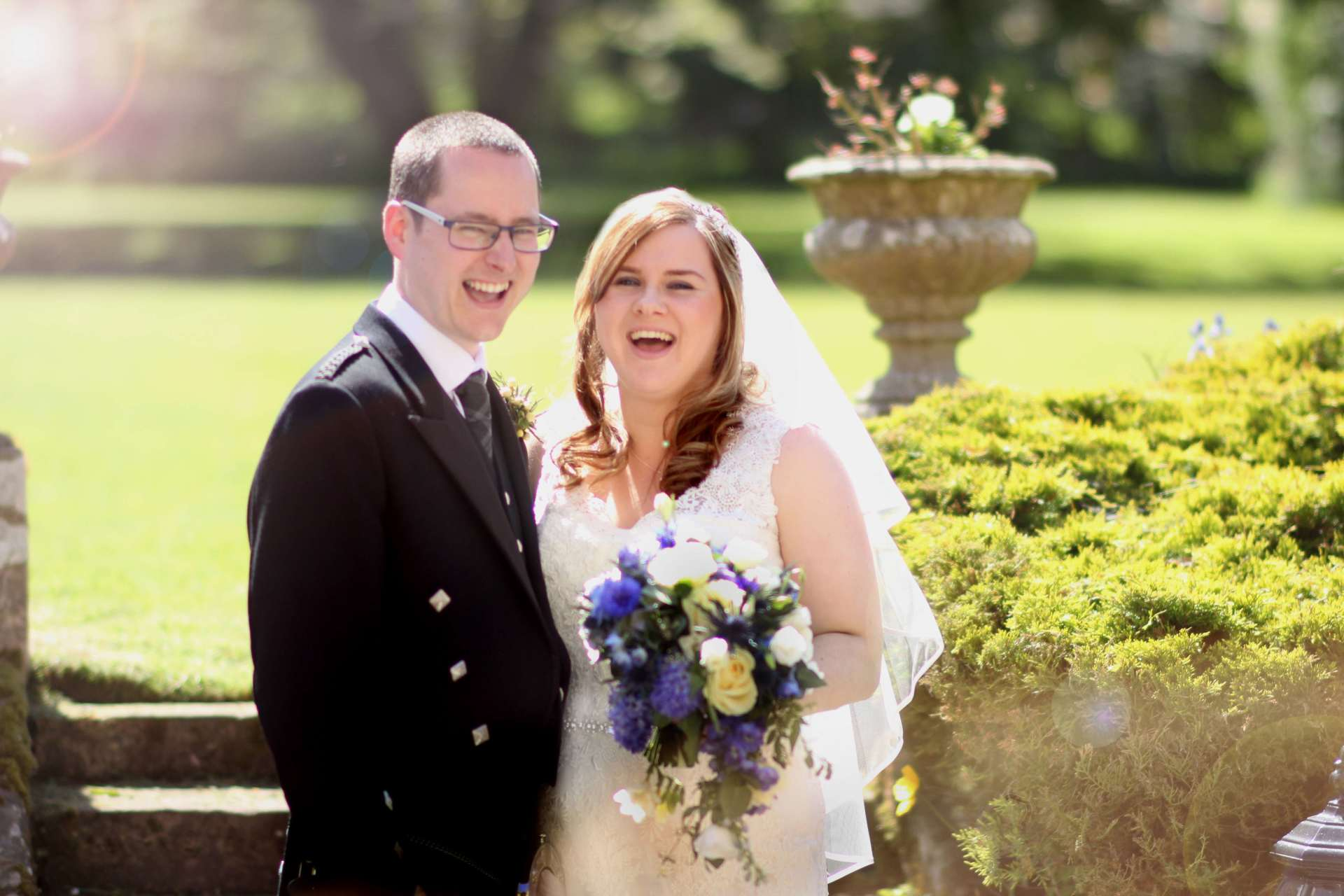 Wedding Photography Edinburgh - Paul & Lyndsay