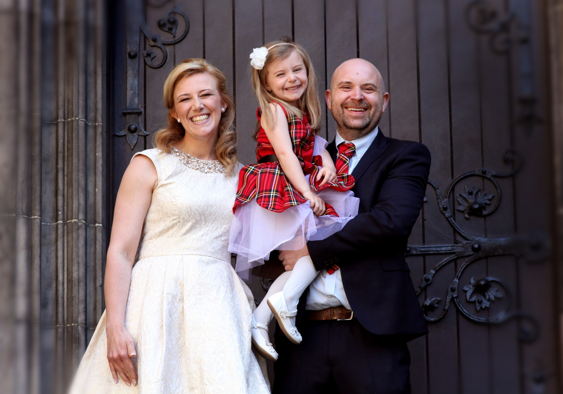 Edinburgh Wedding Photography - Cheryl and Neil at Edinburgh City Chambers