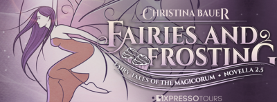 Fairies and Frosting Cover Reveal