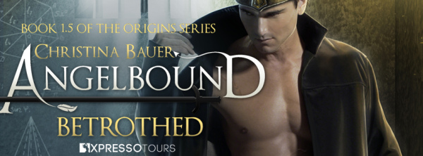 Betrothed Cover Reveal