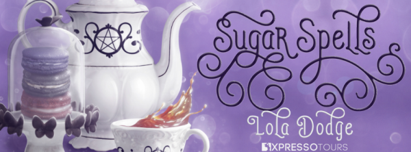 Sugar Spells Cover Reveal