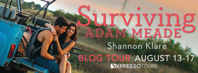 Surviving Adam Meade Blog Tour