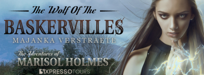 The Wolf of Baskervilles Cover Reveal