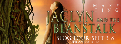 Jaclyn and the Beanstalk Blog Tour